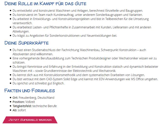 Albrecht Bäumer Superhelden-Kampagne Personalmarketing