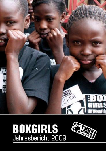 Boxgirls Jahresbericht