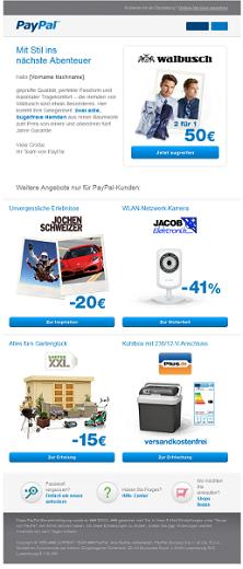 Paypal Telefon Deutschland